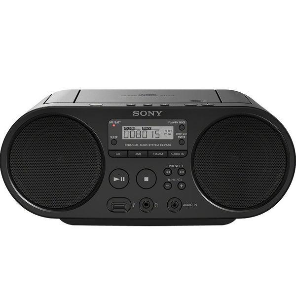 پخش کننده موسیقی قابل حمل سونی مدل ZS-PS50