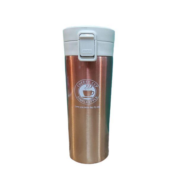 ماگ سفری طرح Coffee Cup مدل TM-CC-500