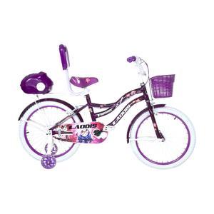دوچرخه شهری لاودیس کد 20135-2 سایز 20