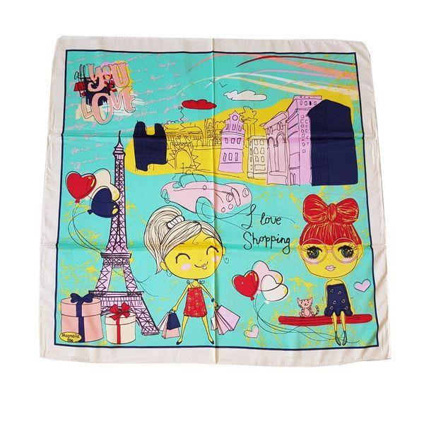 روسری دخترانه کد 363