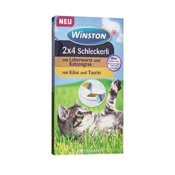 بستنی گربه وینستون مدل Kase und Leberwurst وزن 120 گرم