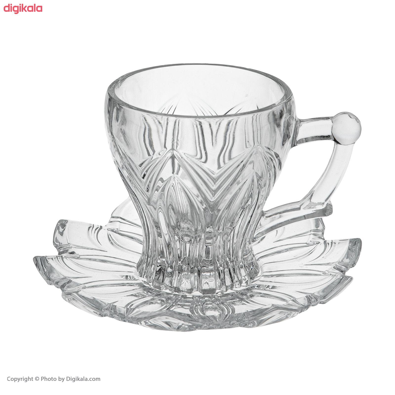 سرویس چای خوری 14 پارچه ساکورا مدل ویلا کد 572102W main 1 12
