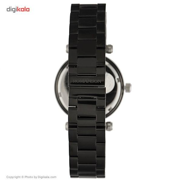 ساعت مچی عقربه ای زنانه رومانسون مدل RM0379TL1DM32W