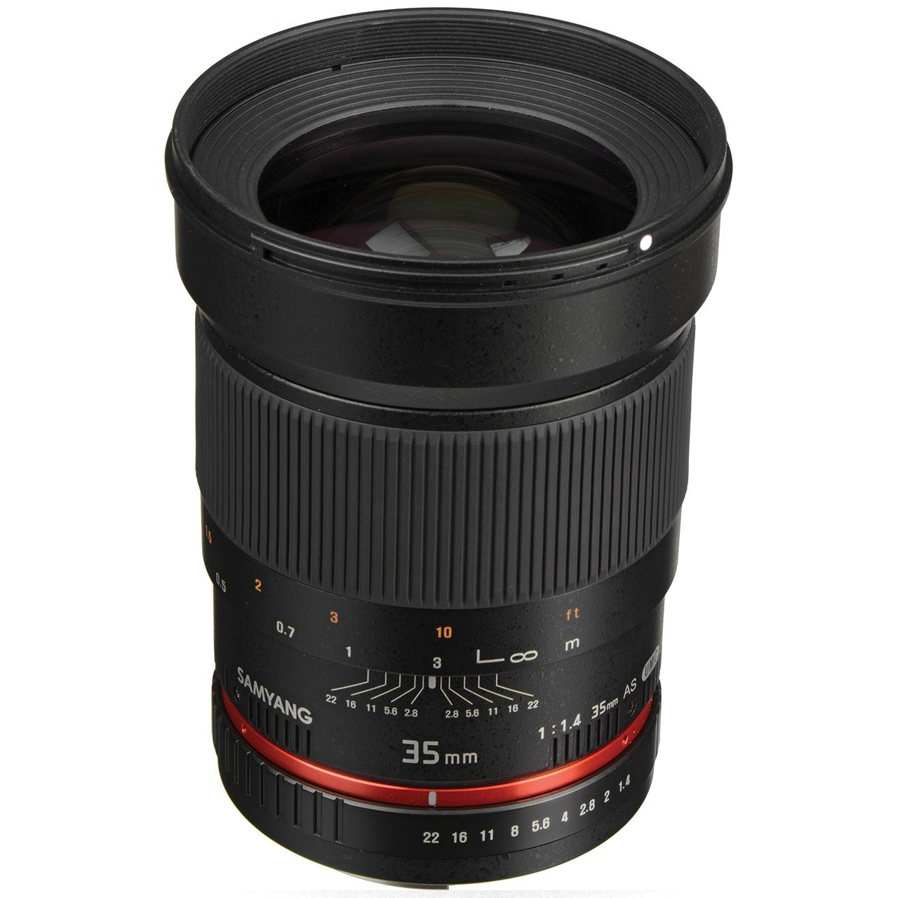 لنز سامیانگ 35mm f/1.4 AS IF UMC Nikon