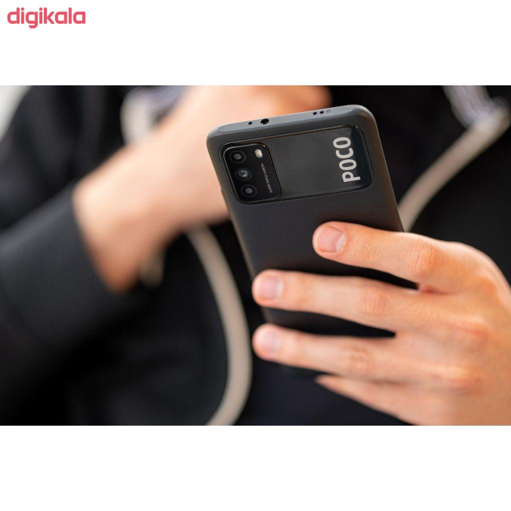 گوشی موبایل شیائومی مدل POCO M3 M2010J19CG دو سیم کارت ظرفیت 64 گیگابایت main 1 14