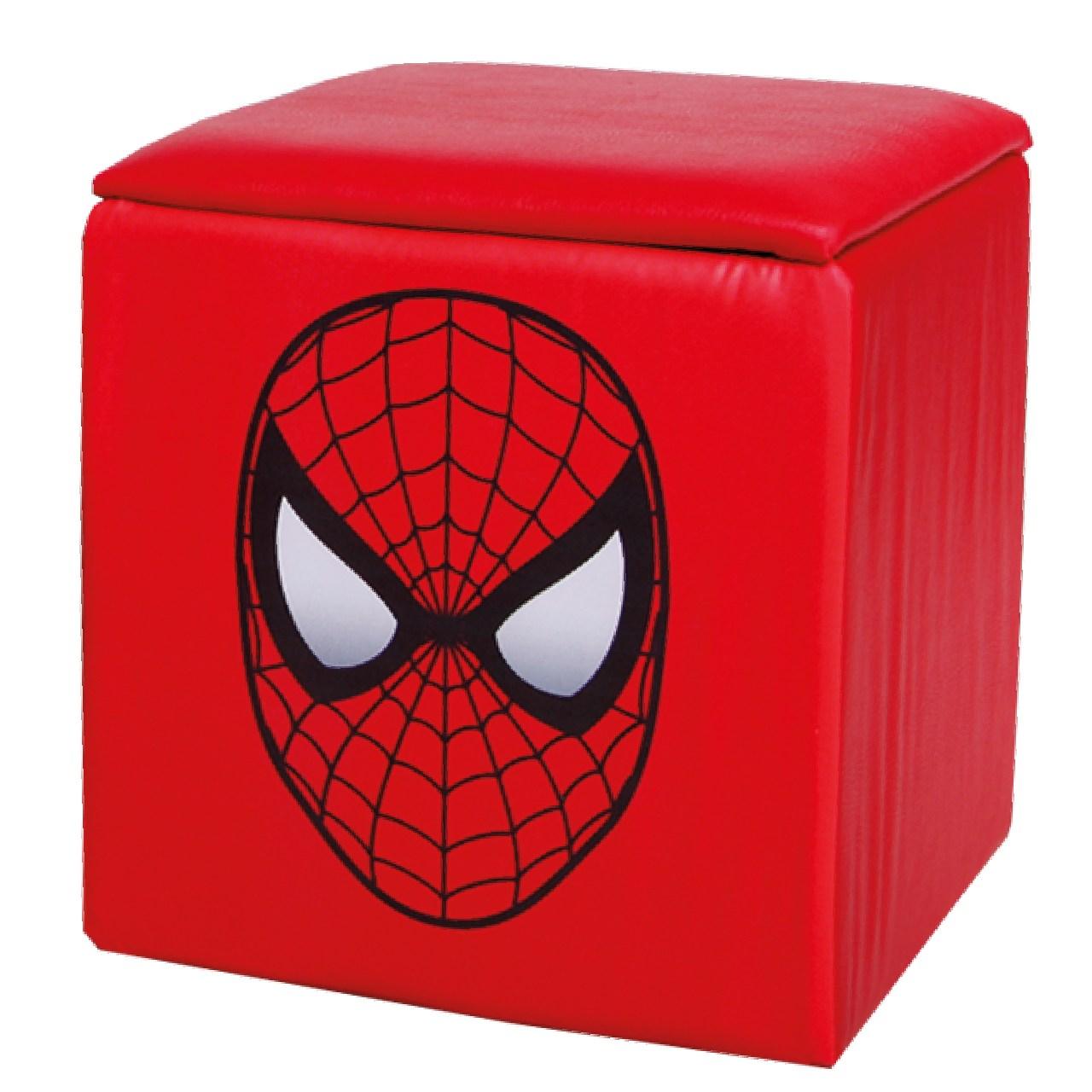 جلو مبلی کودک پینک مدل Spider-man
