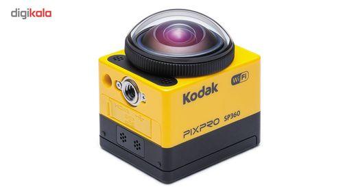 دوربین ورزشی 360 درجه کداک مدل PIXPRO SP360