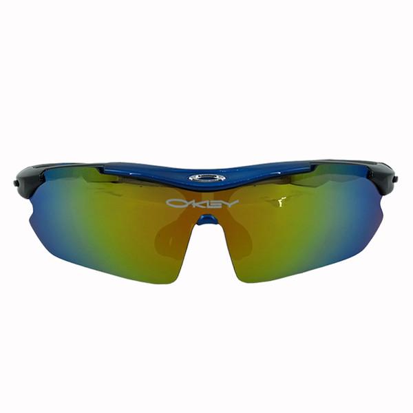 عینک آفتابی اوکلی مدل  radar custom M5