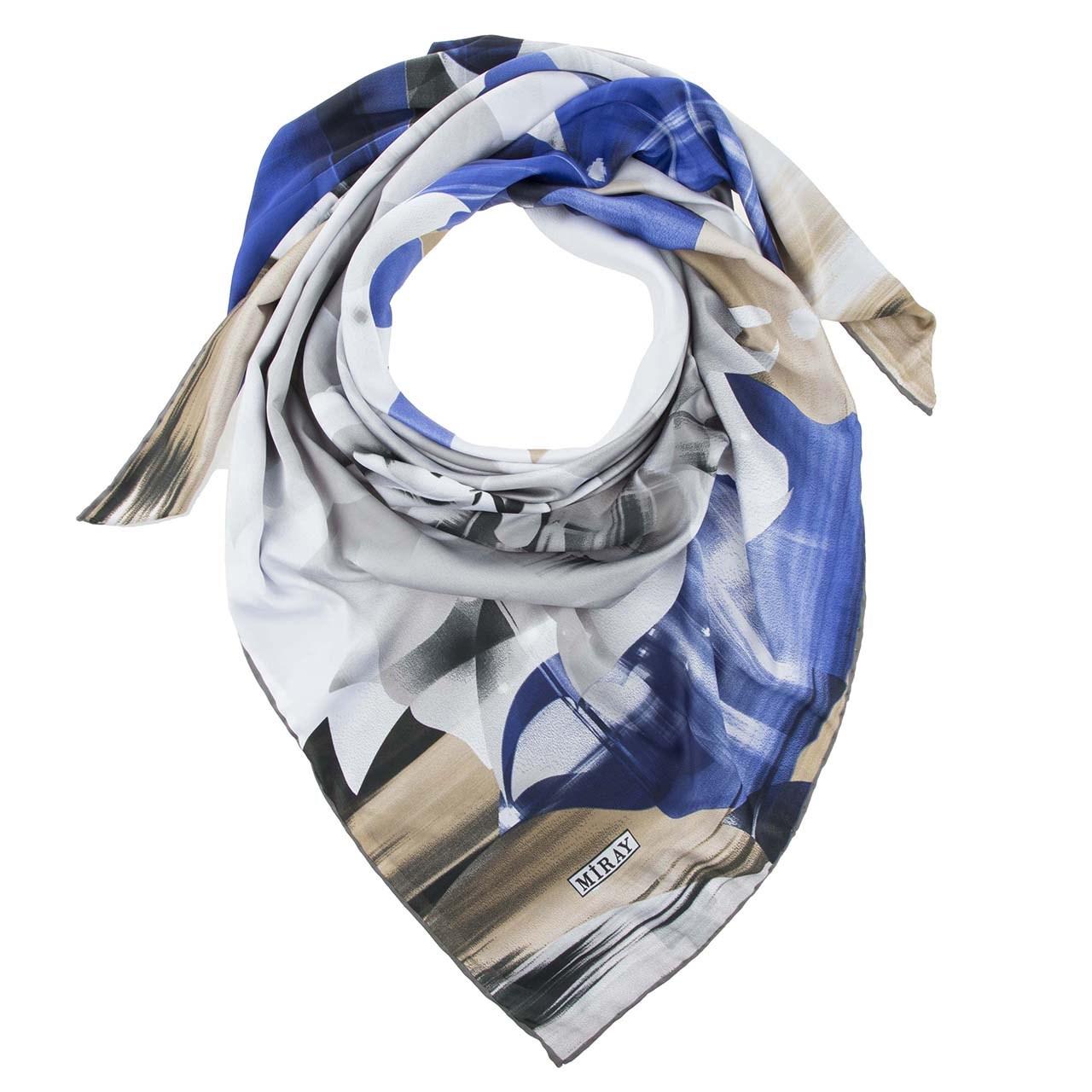 روسری میرای مدل M-221 - شال مارکت