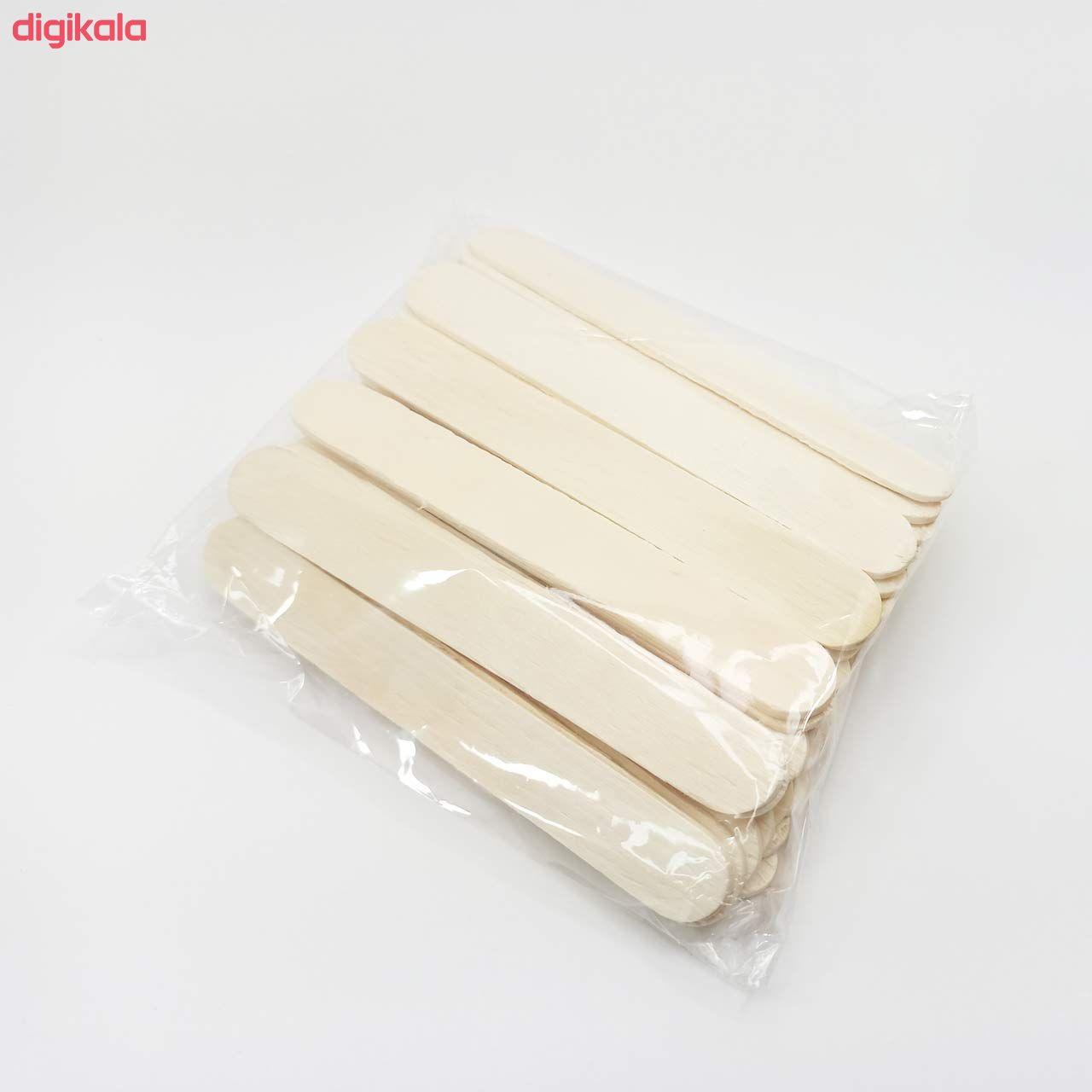 چوب بستنی مدل G10 بسته 80 عددی  main 1 1