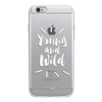 کاور ژله ای وینا مدل Young And Wild مناسب برای گوشی موبایل آیفون 6/6s