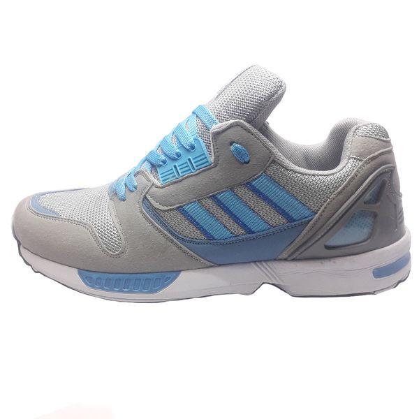 کفش پیاده روی مردانه مدل zx8000-b غیر اصل
