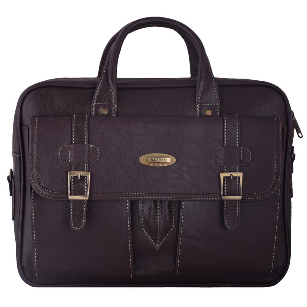 کیف اداری مردانه چرم ما مدل SM-1