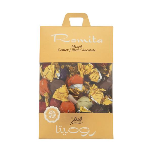 شکلات مغزدار فرمند سری رومیتا مقدار 400 گرم