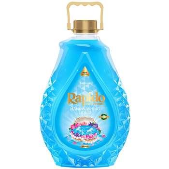 مایع دستشویی آبی راپیدو سری Emerald مقدار 3000 گرم