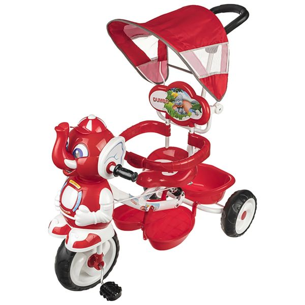 سه چرخه بیبی لند مدل Elephent
