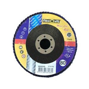 سنباده فلاپ دیسک مدل P80