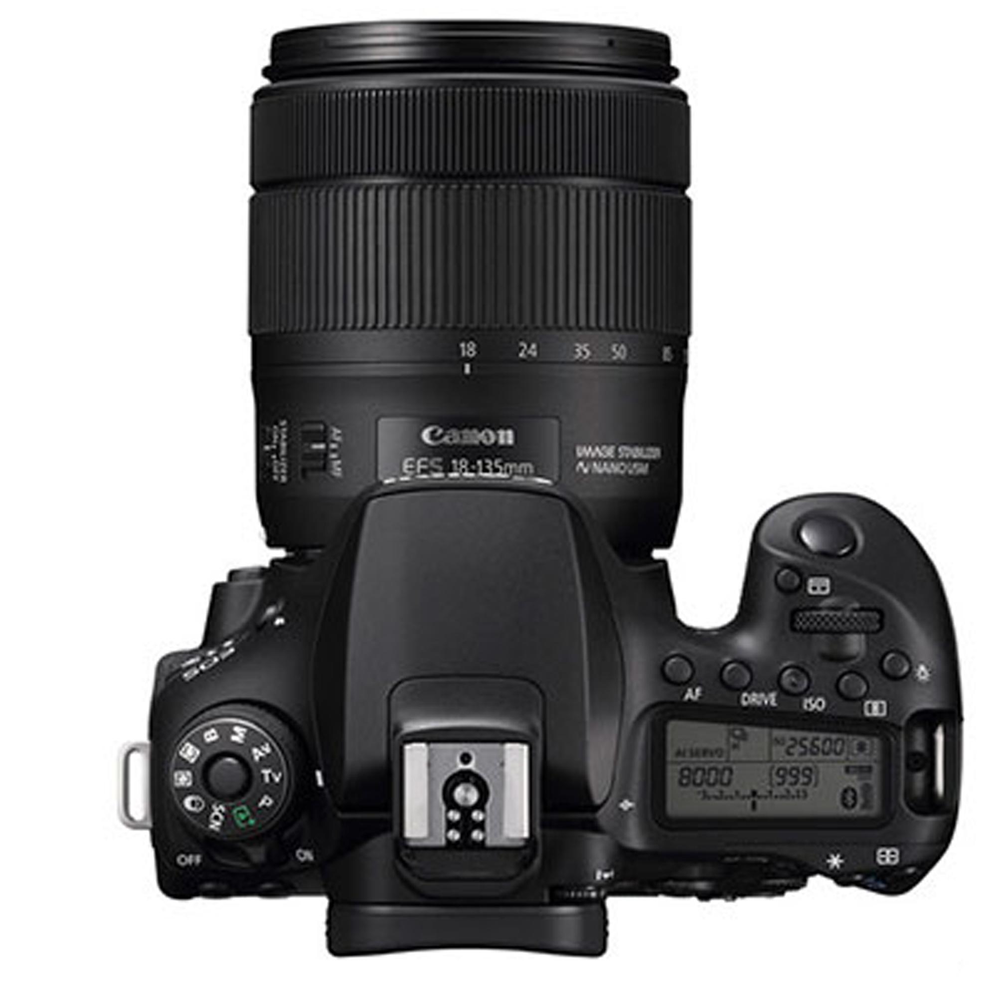 دوربین دیجیتال کانن مدل EOS 90D به همراه لنز 135-18 میلی متر IS USM main 1 5