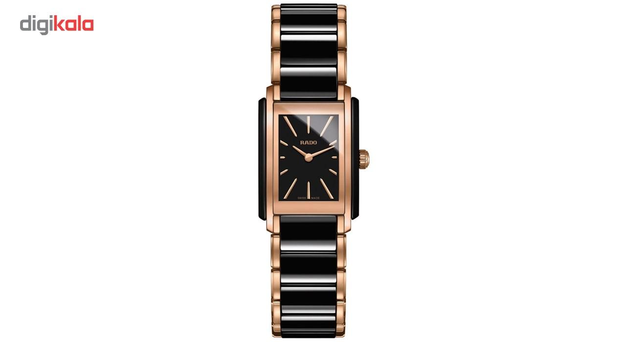 خرید                                      ساعت مچی عقربه ای زنانه رادو مدل 153.0225.3.015