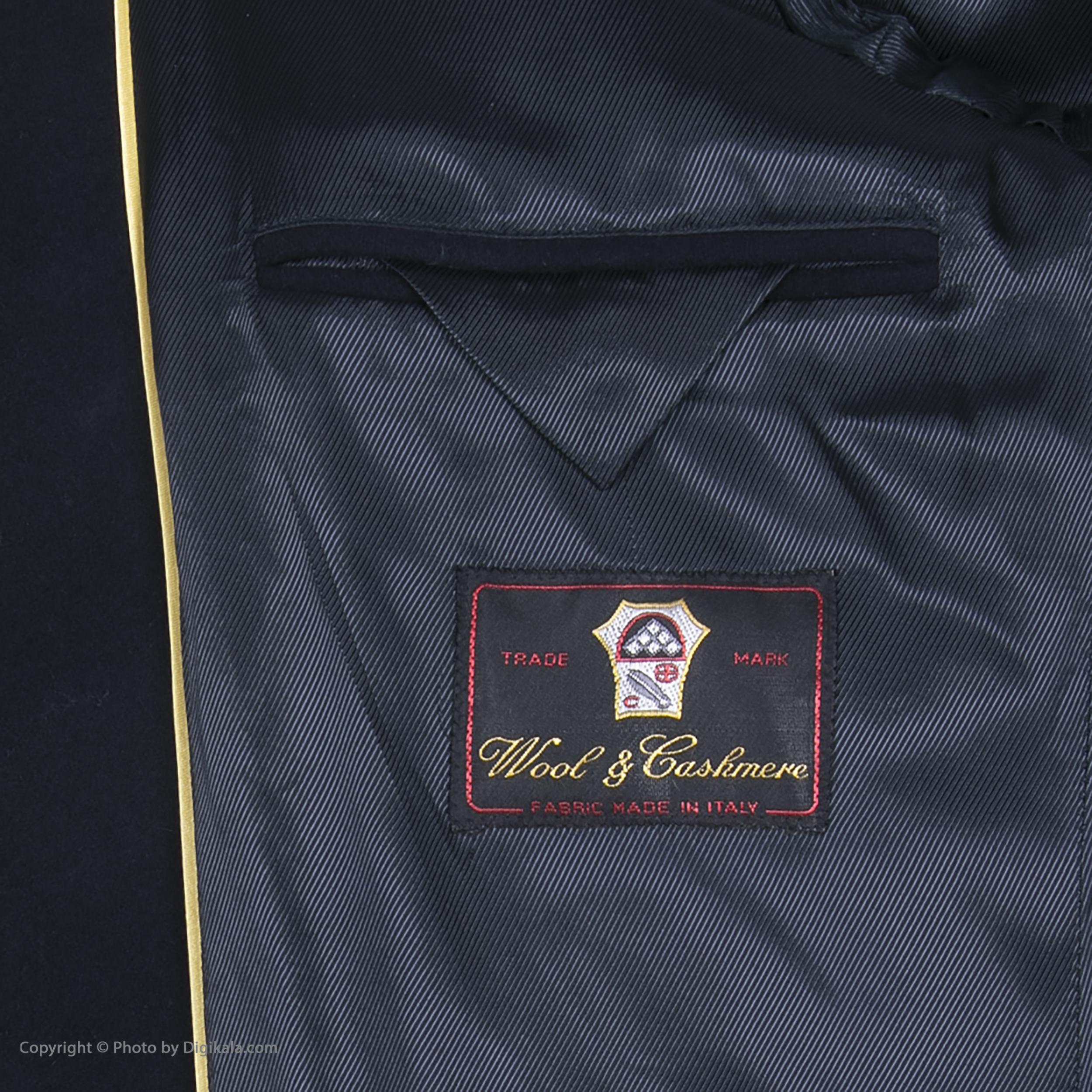 خرید                                     پالتو مردانه یونیفرم مدل 647837