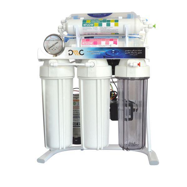 دستگاه تصفیه کننده آب محور پاسارگاد ماشین مدل ABKOUH-PR9D
