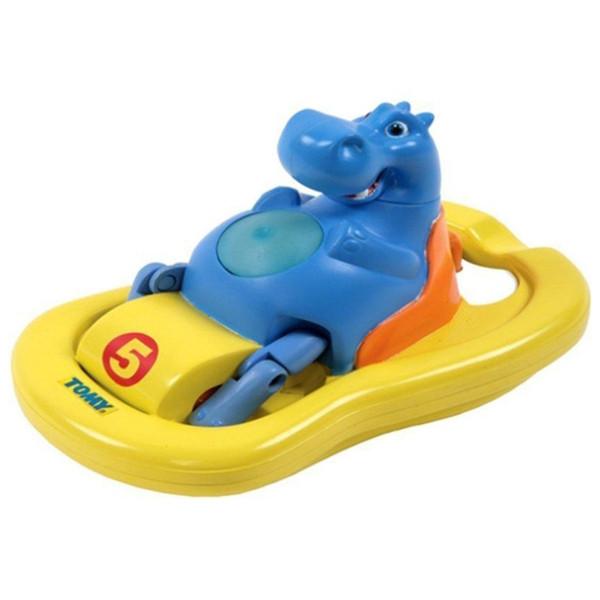 اسباب بازی تامی مدل Hippo Pedalo
