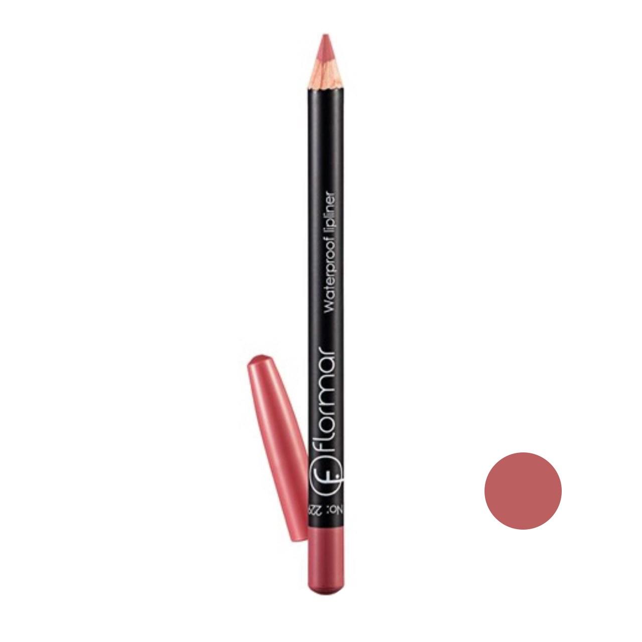 مداد لب فلورمار مدل Lip Liner شماره 229