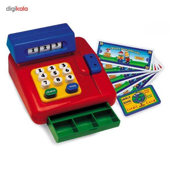 بازی آموزشی تولو مدل Electronic Cash Register