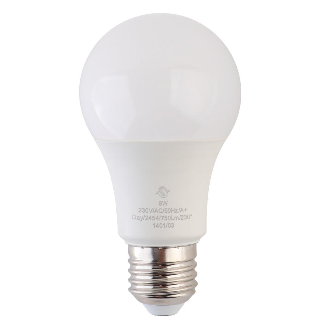 لامپ ال ای دی 9 وات پارس شوان مدل H-9 پایه E27