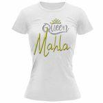تی شرت آستین کوتاه زنانه مدل مهلا کد 105 AAAS