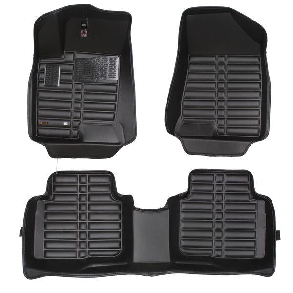 کفپوش سه بعدی خودرو ای ام تی سی مدل TC 2 مناسب برای هیوندای آزرا