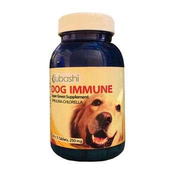 قرص مکمل سگ سوباشی مدل Dog Immune وزن 95 گرم بسته 250 عددی