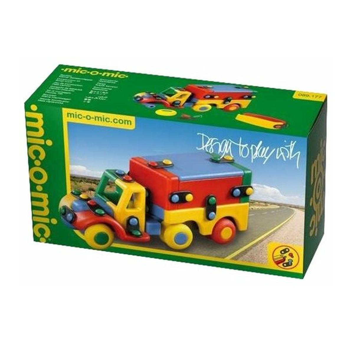 ساختنی مدل کامیون کد 089177 main 1 1