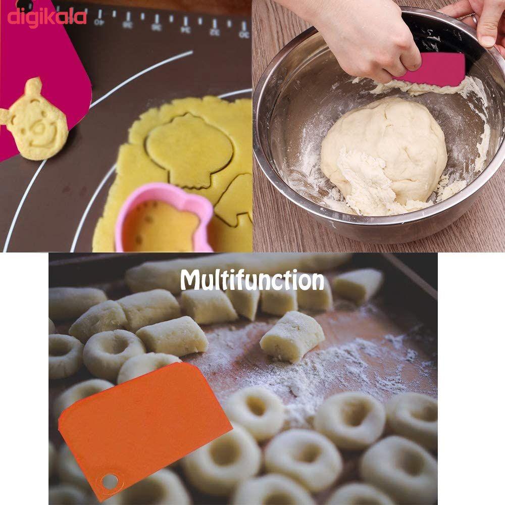 ابزار شیرینی پزی بهگز مدل 031 مجموعه 6 عددی main 1 11
