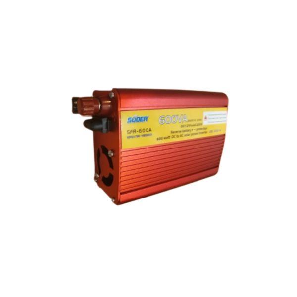 اینورتر خورشیدی سوئر مدل sfr_600 ضرفیت ۶۰۰ وات
