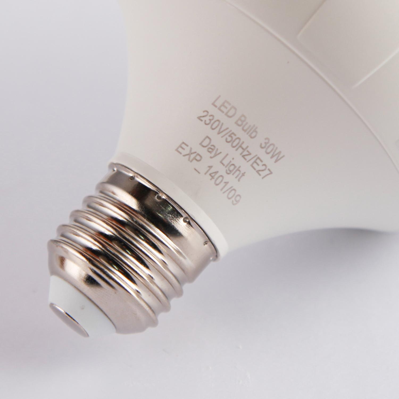 لامپ ال ای دی 30 وات تی دات بی مدل A3222 پایه E27