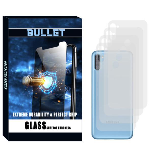 محافظ پشت گوشی بولت مدل BTI-04 مناسب برای گوشی موبایل سامسونگA11/M11 بسته چهار عددی