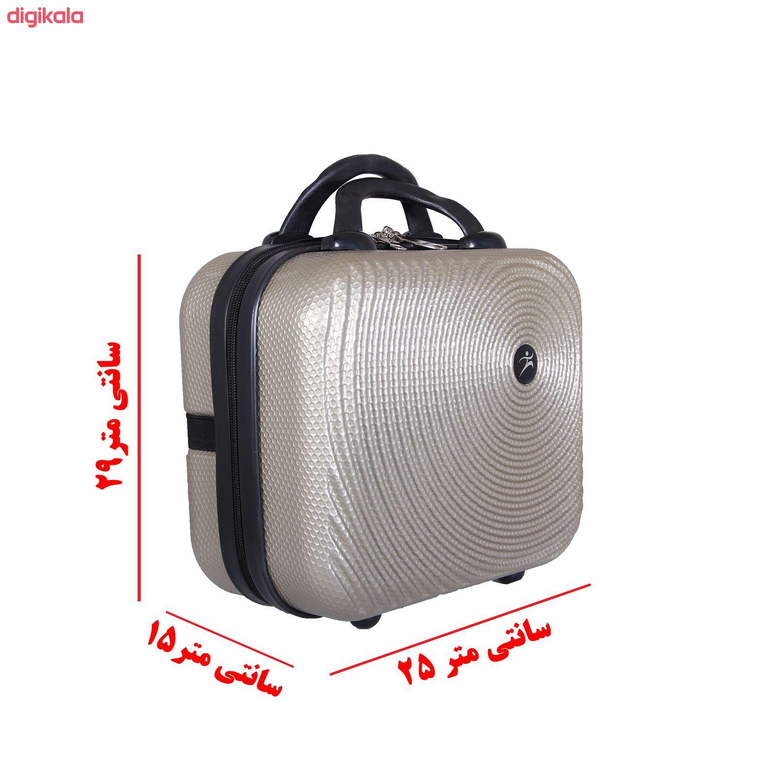 مجموعه چهار عددی چمدان اسپرت من مدل NS001 main 1 44