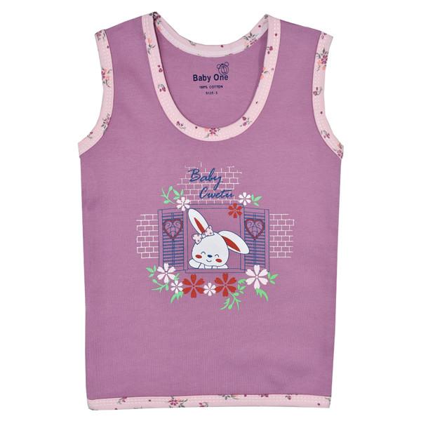 تاپ نوزادی بی بی وان مدل خرگوش کد ۱