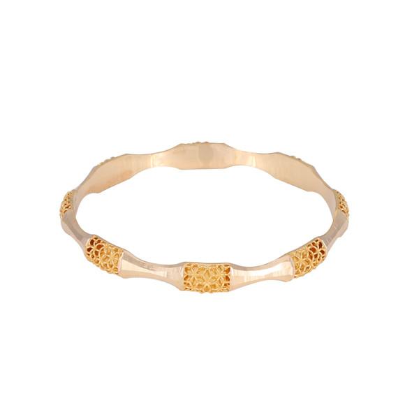 النگو طلا 18 عیار زنانه کد G731