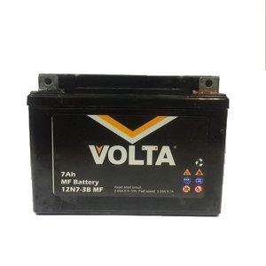 باتری موتور سیکلت ولتا کد 7