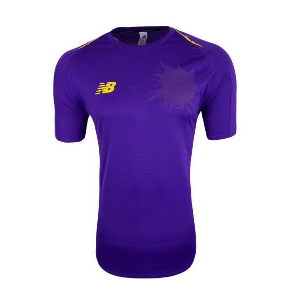 تی شرت ورزشی پسرانه نیو بالانس مدل JT831373DV