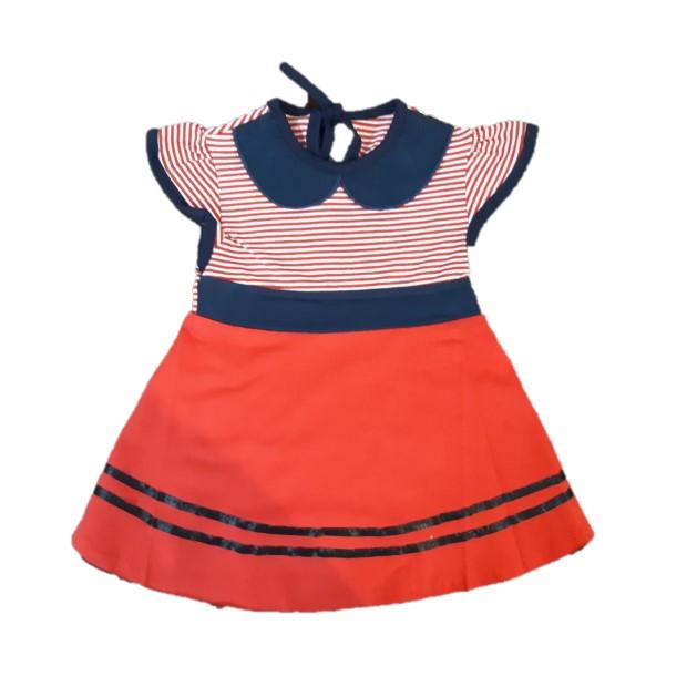 پیراهن دخترانه مدل عروسکی کد 155