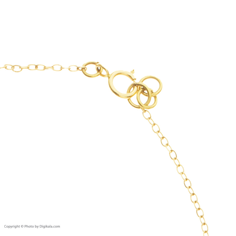 پابند طلا 18 عیار زنانه میو گلد مدل GD586