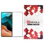 محافظ صفحه نمایش نیکلا مدل N_9 مناسب برای گوشی موبایل شیائومی Poco F2