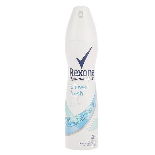 اسپری ضد تعریق زنانه  رکسونا مدل Shower Fresh حجم 150 میلی لیتر