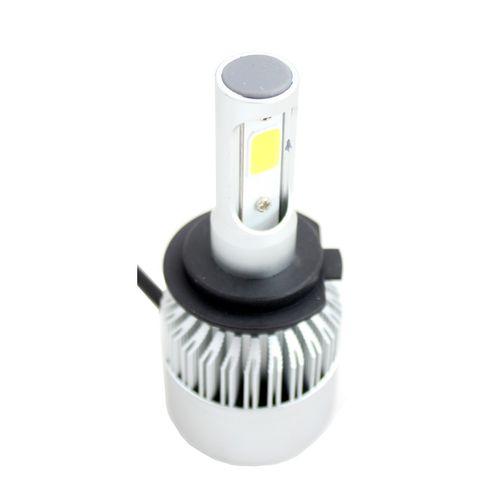 لامپ خودرو تی دو مدل H7 یخی بسته 2 عددی