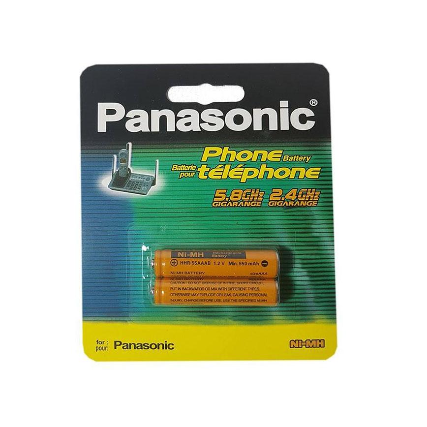 باتری تلفن بی سیم پاناسونیک مدل P-078 ظرفیت 550 میلی آمپر ساعت