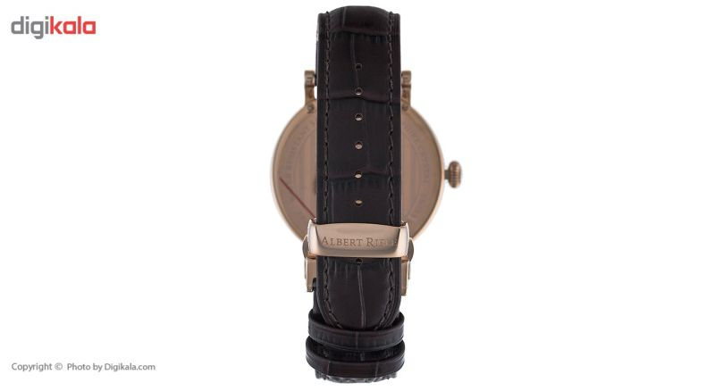 ساعت مچی عقربه ای مردانه آلبرت ریله مدل 321GQ13-SP33R-LN