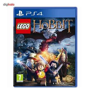 بازی Lego The Hobbit مخصوص PS4